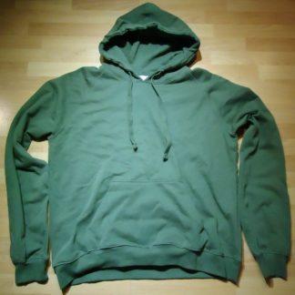 Epona Hoody, gerader Schnitt, Army green, XL