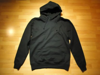 EarthPositive Hoody, Schwarz, Medium